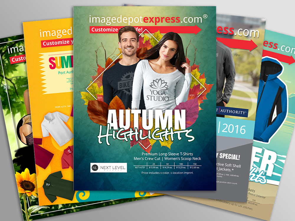 Quarterly Tri-Fold Fliers Featured